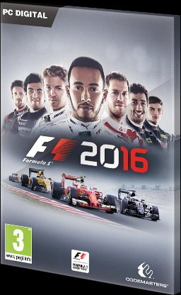F1 2016 Steam CD Key EU
