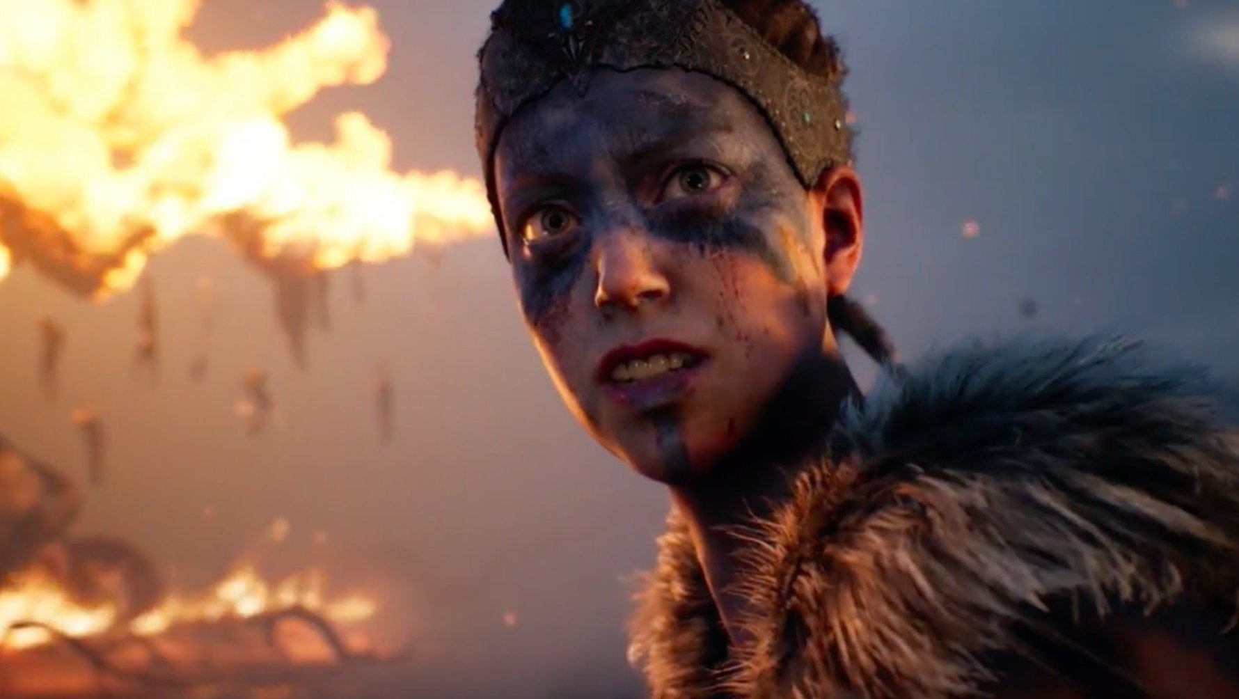 Hellblade: Senua's Sacrifice Steam CD Key EU