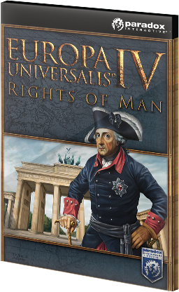 Europa Universalis IV Rights of Man DLC Steam CD Key EU za darmo