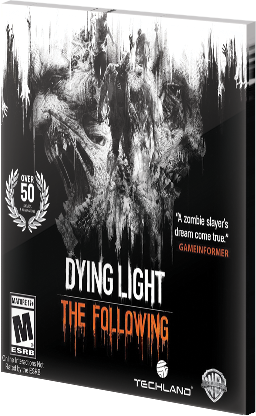 Dying Light The Following DLC Steam CD Key EU za darmo