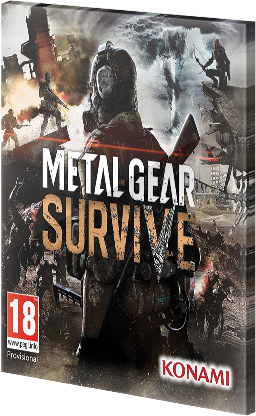 Metal Gear Survive Steam CD Key EU za darmo