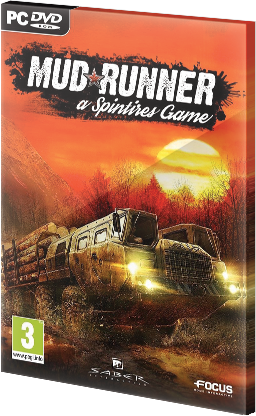 Spintires MudRunner Steam CD Key EU za darmo