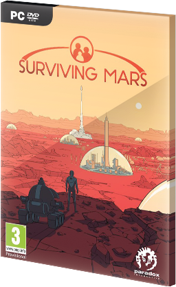 Surviving Mars Steam CD Key EU za darmo