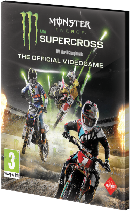 Monster Energy Supercross The Official Videogame Steam CD Key EU za darmo
