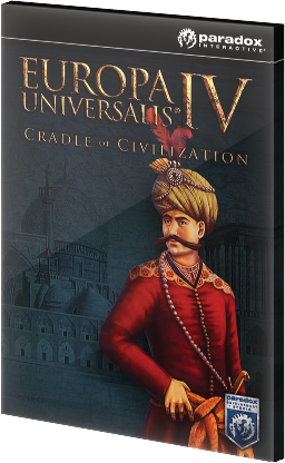 Europa Universalis IV Cradle of Civilization DLC Steam CD Key EU za darmo