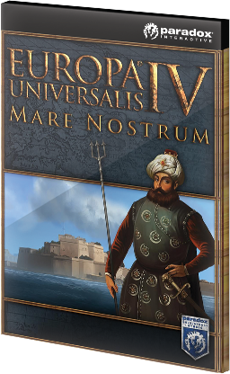 Europa Universalis IV Mare Nostrum DLC Steam CD Key EU za darmo
