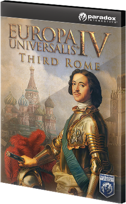 Europa Universalis IV Third Rome DLC Steam CD Key EU za darmo