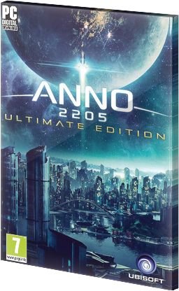 Anno 2205 Ulitmate Edition CD Key EU za darmo