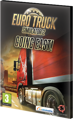 Euro Truck Simulator 2 Going East Steam CD Key EU za darmo