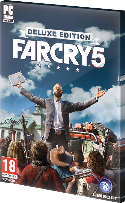 Far Cry 5 Deluxe Edition Uplay CD Key EU za darmo