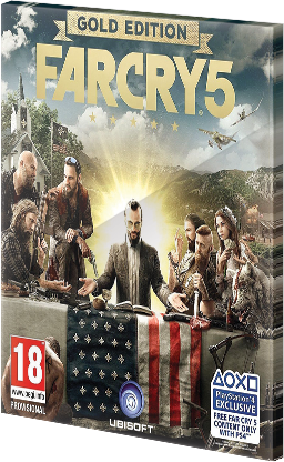 Far Cry 5 Gold Edition Uplay CD Key EU za darmo