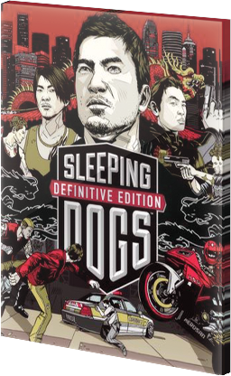 Sleeping Dogs Definitive Edition Steam CD Key EU za darmo