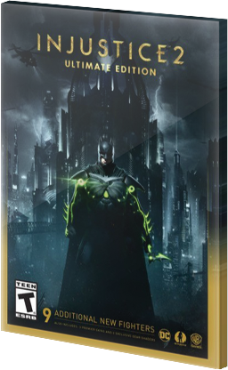 Injustice 2 Ultimate Edition Steam CD Key EU za darmo
