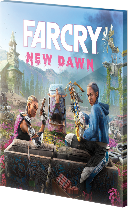 Far Cry New Dawn Standard Edition Uplay CD Key EU za darmo