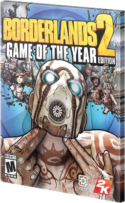 Borderlands 2 GOTY Steam CD Key EU za darmo