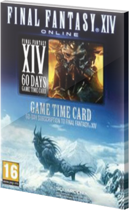 60 Days Prepaid - Final Fantasy XIV: A Realm Reborn CD Key EU za darmo