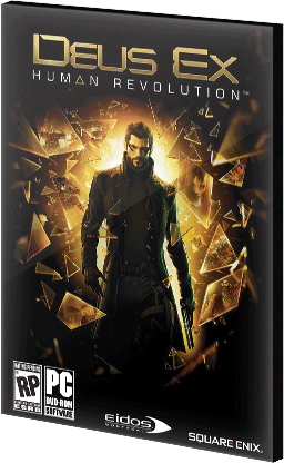 Deus Ex: Human Revolution Steam CD Key EU za darmo