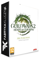 Guild Wars 2: Heart of Thorns CD Key EU za darmo