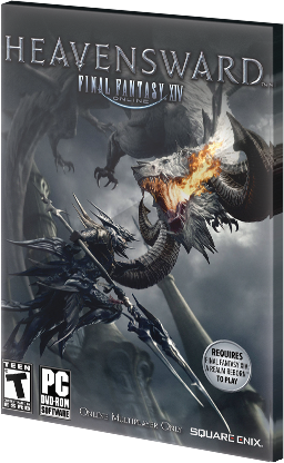 Final Fantasy XIV - A Realm Reborn + Heavensword  CD Key EU za darmo