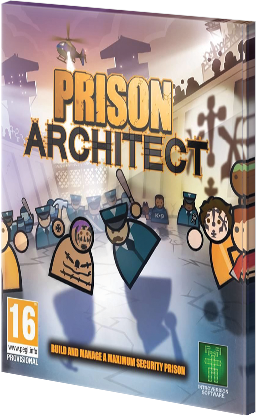 Prison Architect Introversion  Steam CD Key EU za darmo