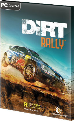 DiRT Rally Steam CD Key EU za darmo