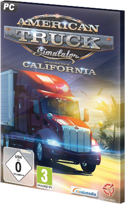 American Truck Simulator Steam CD Key EU za darmo