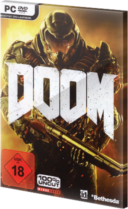 Doom Steam CD Key EU za darmo