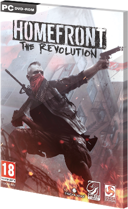 Homefront: The Revolution Steam CD Key EU za darmo