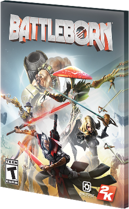 Battleborn Steam CD Key EU za darmo