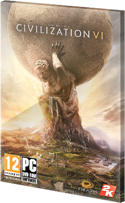 Sid Meier's Civilization VI + DLC Steam CD Key EU za darmo