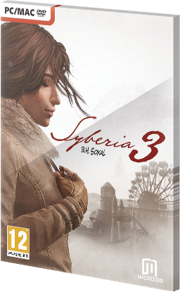 Syberia 3 Steam CD Key EU za darmo