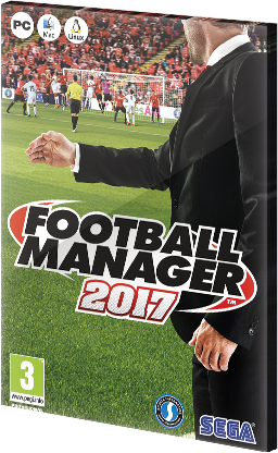 Football Manager 2017 Steam CD Key EU za darmo