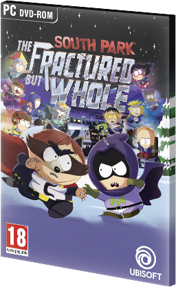 South Park: The Fractured But Whole Uplay CD Key EU za darmo