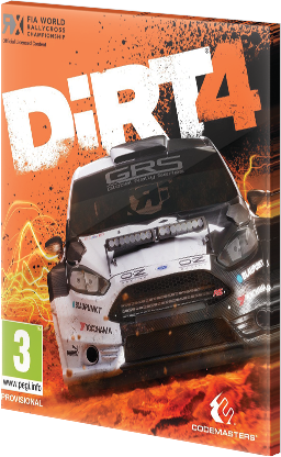 DiRT 4 Steam CD Key EU za darmo