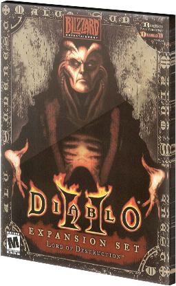 Diablo 2: The Lord of Destruction Battle.net CD Key EU za darmo