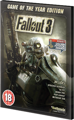 Fallout 3 GOTY Steam CD Key EU za darmo