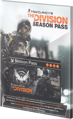 The Division Season Pass (DLC) Uplay CD Key EU za darmo