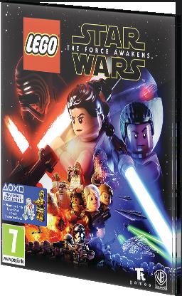 LEGO Star Wars: The Force Awakens Steam CD Key EU za darmo