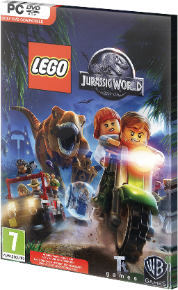 LEGO: Jurassic World Steam CD Key EU za darmo
