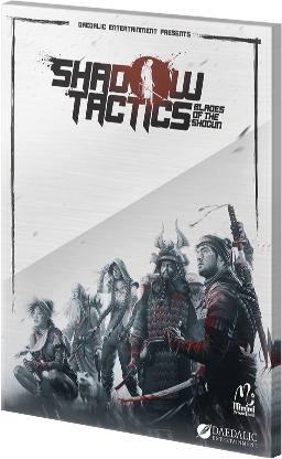 Shadow Tactics: Blades of the Shogun Steam CD Key EU za darmo