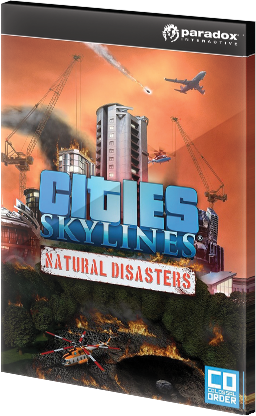 Cities: Skylines - Natural Disasters Steam CD Key EU za darmo