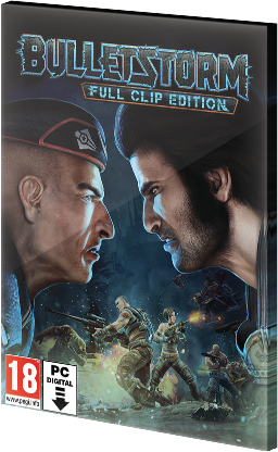 Bulletstorm: Full Clip Edition Steam  CD Key EU za darmo