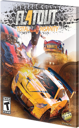 FlatOut 4: Total Insanity Steam CD Key EU za darmo