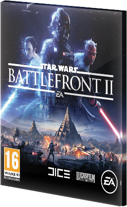 Star Wars Battlefront II Origin CD Key EU za darmo