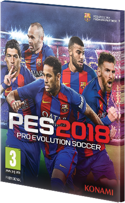 Pro Evolution Soccer 2018 Steam CD Key EU za darmo