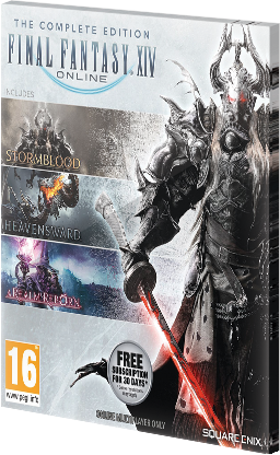Final Fantasy XIV Complete Edition PC CD Key za darmo