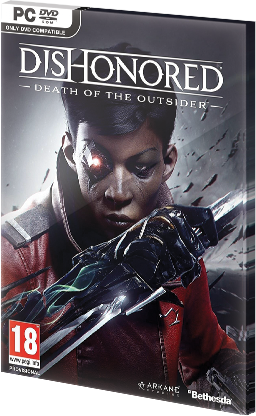 Dishonored: Death of the Outsider Steam CD Key EU