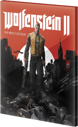 Wolfenstein II: The New Colossus Steam CD Key EU za darmo