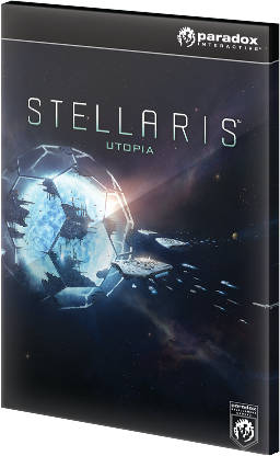 Stellaris Utopia DLC Steam CD Key EU za darmo