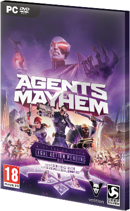 Agents of Mayhem Steam CD Key EU za darmo